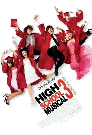 High School Musical 3 - Ano da Formatura-2008