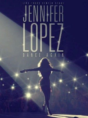 Jennifer Lopez: Dance Again-2014
