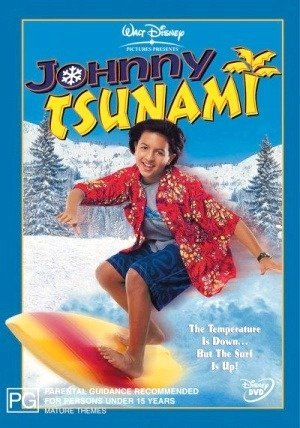 Johnny Tsunami - O Surfista da Neve-1999