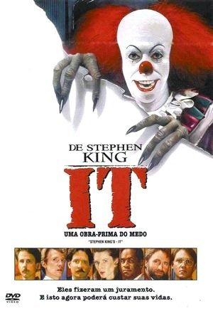 It - Uma Obra-prima do Medo-1990