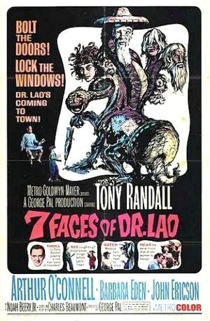 As 7 Faces do Dr. Lao-1964