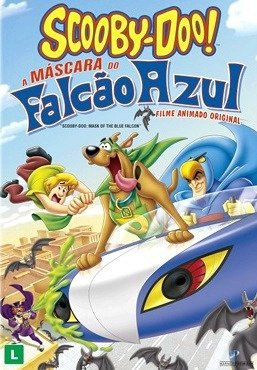 Scooby-Doo e a Máscara do Falcão Azul