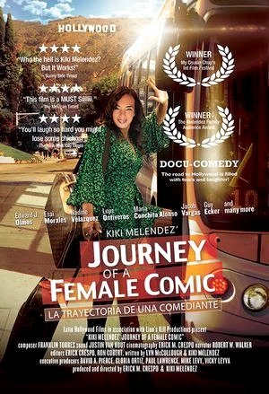 Journey of a Female Comic