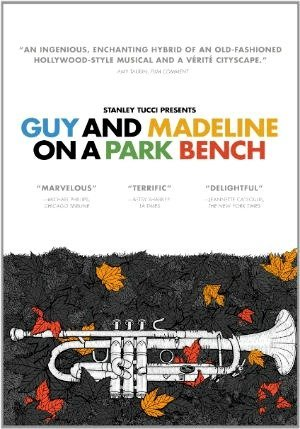 Guy and Madeline on a Park Bench-2009