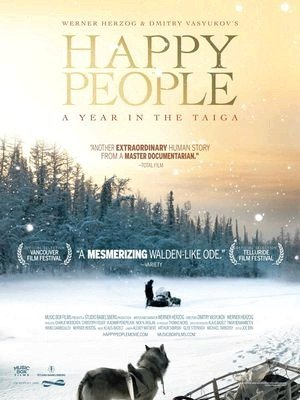 Happy People: A Year in the Taiga-2010