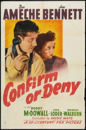 Confirm or deny-1941