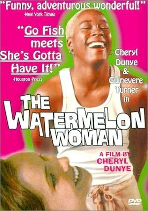 The Watermelon Woman-1996