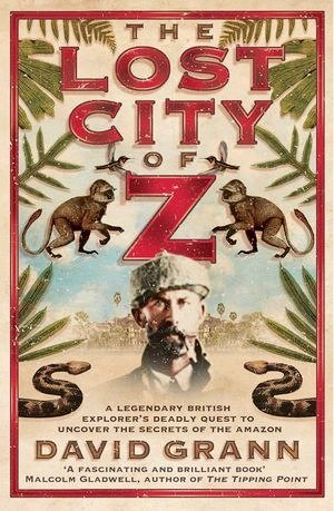 The Lost City of Z-2016