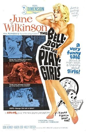 The Bellboy and the Playgirls-1962