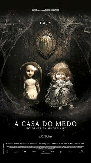 A Casa do Medo - Incidente em Ghostland-2018