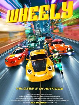 Wheely - Velozes e Divertidos-2018