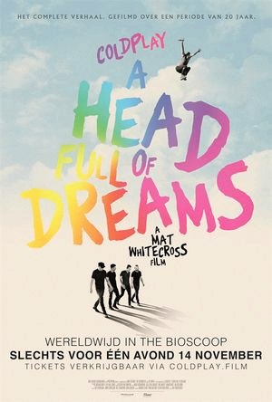 Coldplay: A Head Full of Dreams-2018