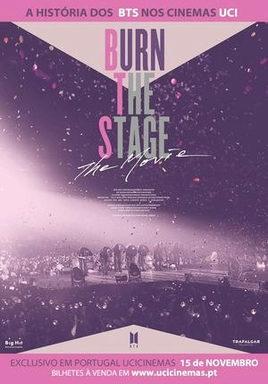BTS - Burn the Stage: The Movie-2018